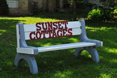 Relax at Sunset Cottage Park - Port Elgin, Ontario